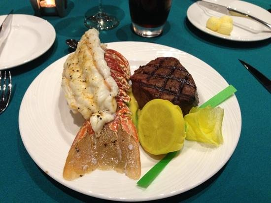 Palace Casino Resort: fantastic food