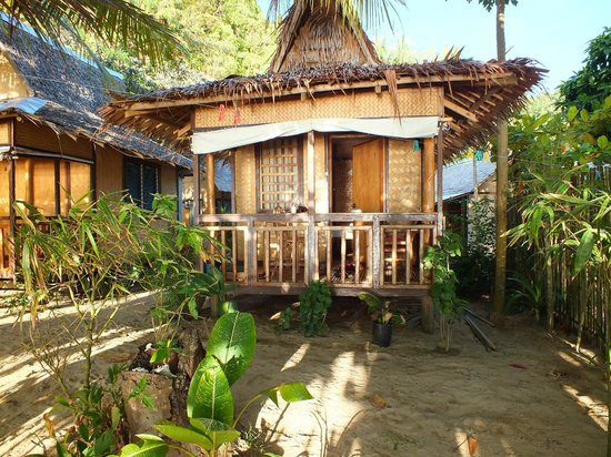 Lugadia Beach Cottages: our cottage