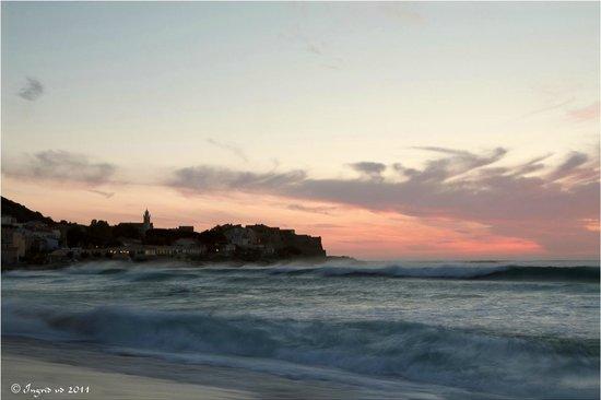 Hotel Serenada : ZONSONDERGANG IN ALGAJOLA