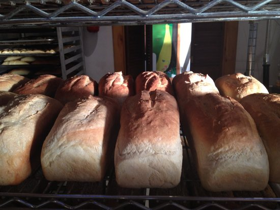 Organic, preservative-free artisan bread and treats, Haven Coffeebar