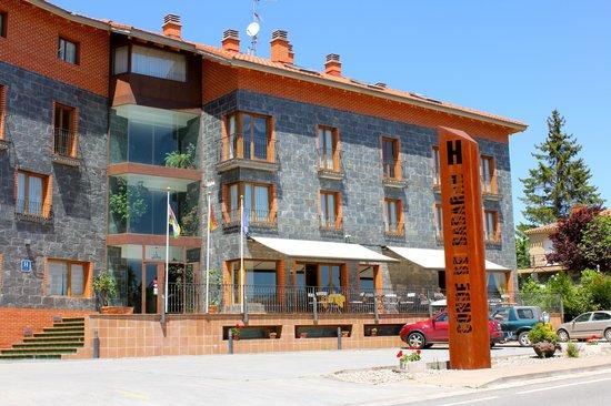 Hotel Conde de Badaran : Exterior Hotel