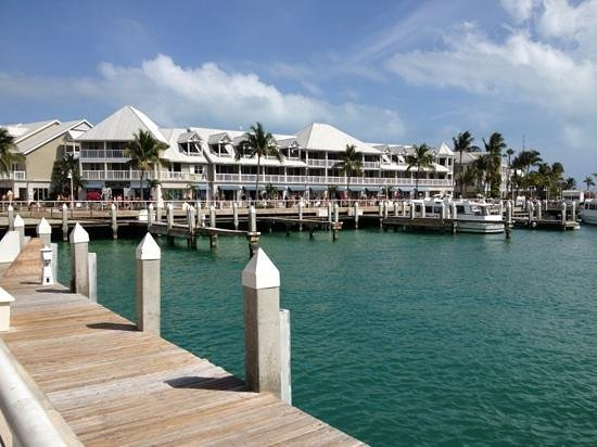 The Westin Key West Resort & Marina: il corpo centrale dell' hotel