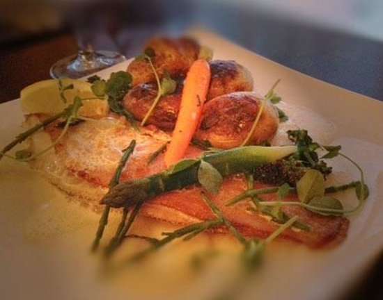 Michael's Restaurant: My delicious lemon sole