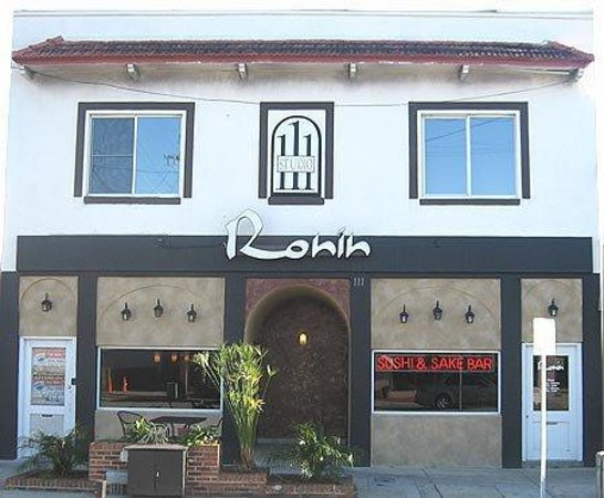 Ronin Sushi and Bar : Ronin is located on International Speedway Blvd in Daytona Beach