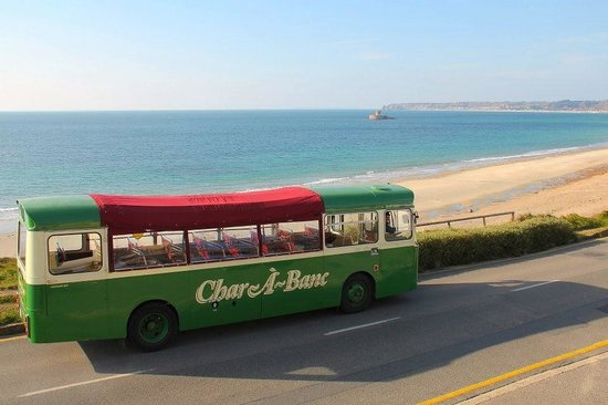Jersey Bus and Boat Tours: St Ouens Bay
