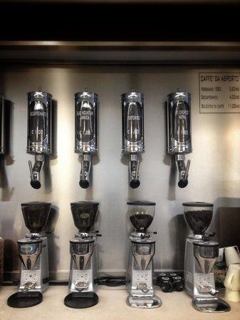 Bar Sport: Coffee Choice