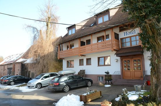 Hotel Landgasthof Oberschnorrhof : Hotel Rooms