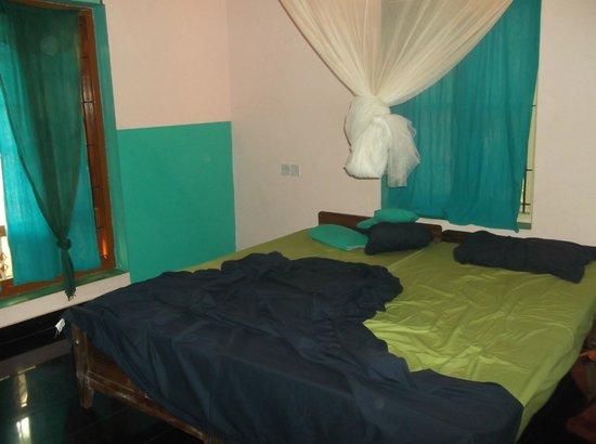 Casa Eva Luna: our room