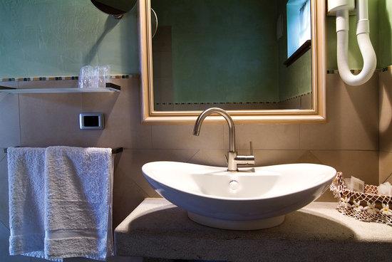 Lokanda Devetak: Stanza da bagno
