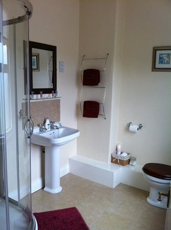 Fountain Guest House: large double room en suite