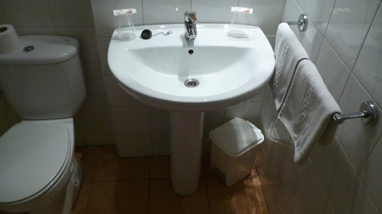 Hostal Espanol: Baño 2