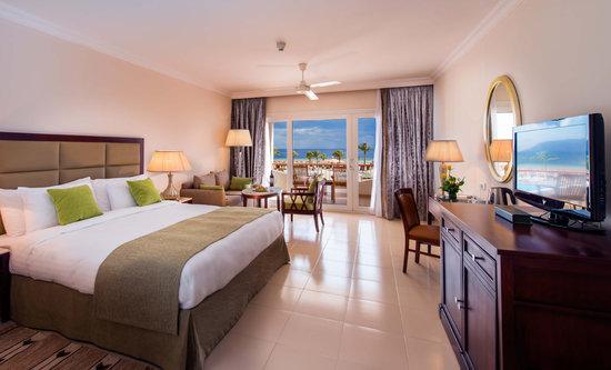 Baron Resort Sharm El Sheikh: one size bed room