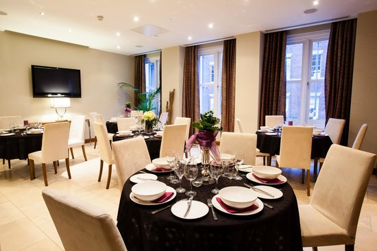 The Chambers Park Place: Private Dining