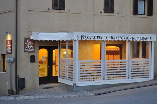 Pizzeria Arte Pizza