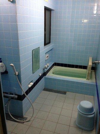 Ryokan Uemura : The bath