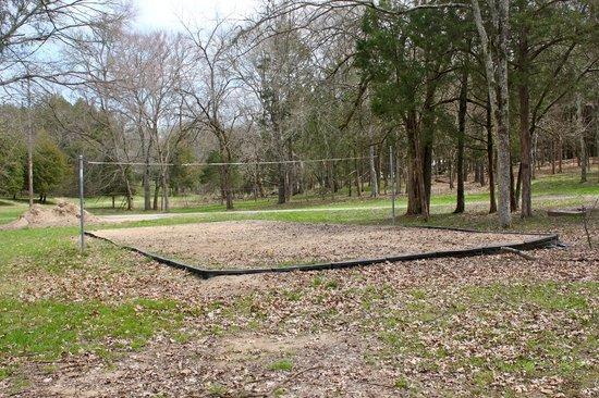 Bledsoe Creek State Park: Main Gaming Area