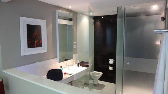 Radisson Blu Hotel, Port Elizabeth: Badezimmer 714