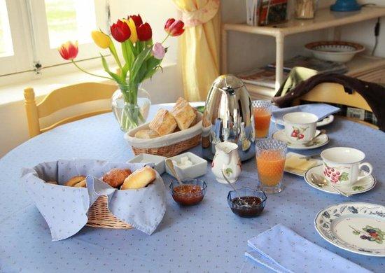 Mas Saint Michel: Breakfast <3