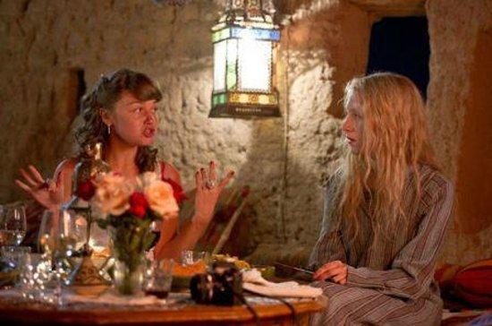 Skoura Ahl El Oust, Maroko: Kasbah Amridil - Filme Hanna