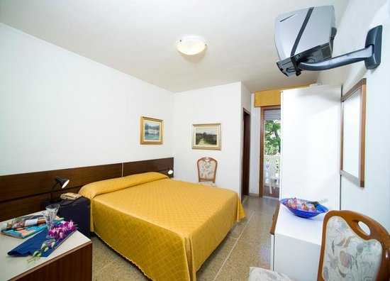 Hotel Nevada: camera