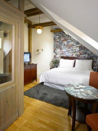 Lokal Inn: Double room - deluxe