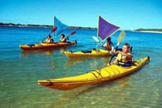 Splash Safaris Sea Kayaking Adventures