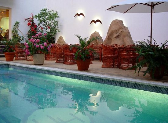 Hotel Neptuno & Apartments: swimingpool