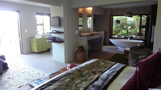 Kanonkop Guest House: Suite