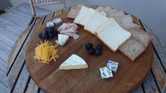 Kanonkop Guest House: Frühstück