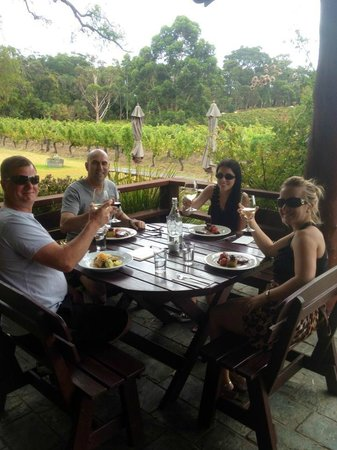 Harvest Wine Tours Margaret River