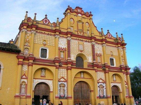 Catedral de San Cristobal de Las Casas: San Cristobal