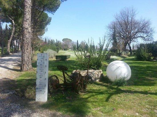 Villa Acquaviva: Foto all'esterno del Relais