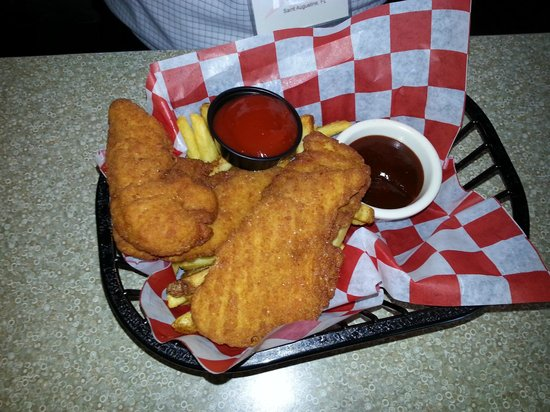 Chicken Strips With Bbq Sauce Picture Of The Chocolate Avenue Grill Hershey Tripadvisor