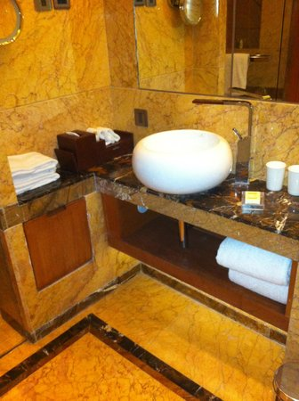 Sink Is Too High Shelf Underneath Is An Obstacle To The Legs Of A