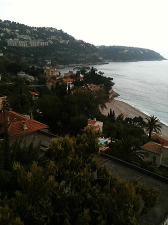 Le Roquebrune : View from our balcony
