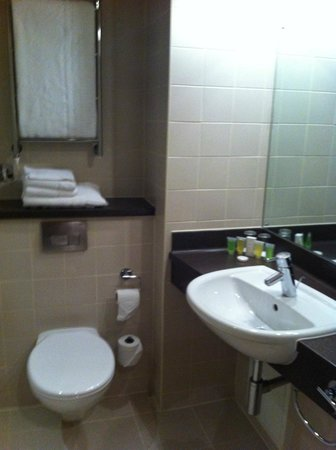 The Winchester Hotel & spa: Clean bathroom