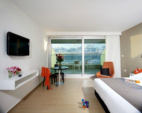 West Boutique Hotel Ashdod: Deluxe Room