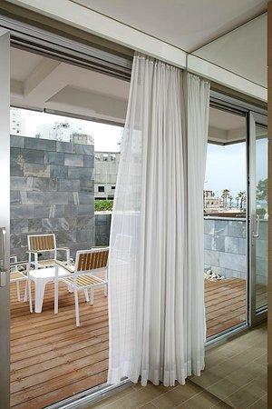 West Boutique Hotel Ashdod: Chalet Garden Suite