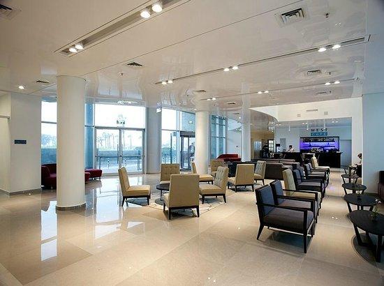 West Boutique Hotel Ashdod: West Café