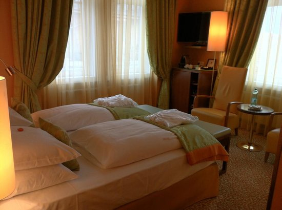 Small Luxury Hotel Das Tyrol: Bedroom