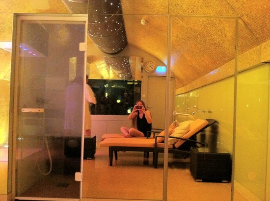 Small Luxury Hotel Das Tyrol : Spa