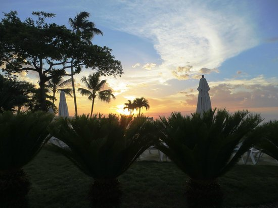 Velero Beach Resort: Dominican Sunset
