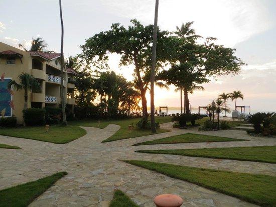 منتجع فيليرو الشاطئي: Dominican Sunset