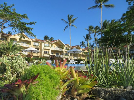 Velero Beach Resort: Beautiful Landscaping