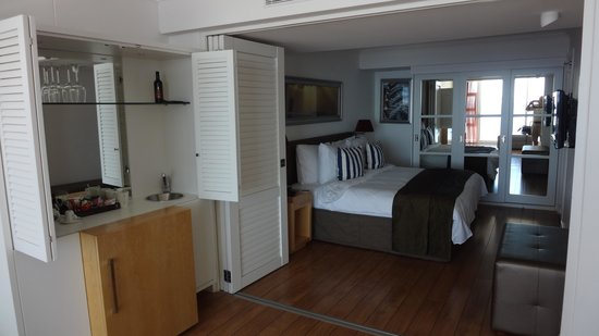 Radisson Blu Hotel Waterfront, Cape Town: Zimmer BC 0209