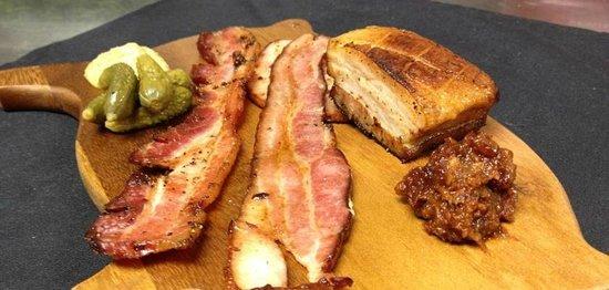 Two Rivers Brewing Co.: Breakaway Farms Pork Board