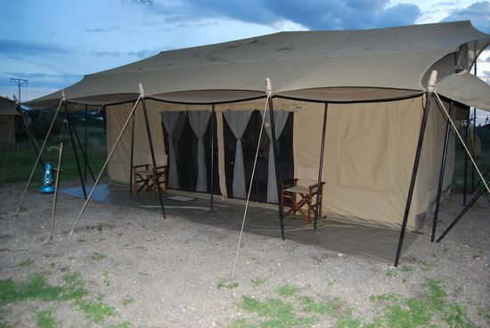 Ndutu Wilderness Camp: Tent