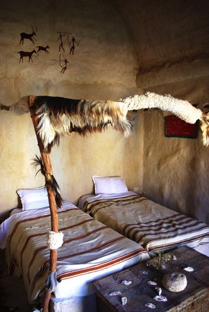 Murmure de Civilisations: chambre Yezza