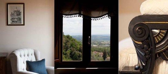 Castello delle Serre: Castle Room