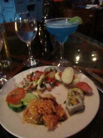 Sanctuary Cap Cana by AlSol: Seafood buffet night